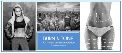 BURN + TONE WINTER WORKSHOP