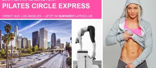 SIXPACK IN 40 MINUTEN? PILATES CIRCLE EXPRESS! – EINZIGARTIG IN MÜNCHEN