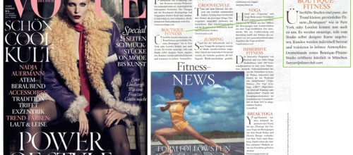 SYPC BOUTIQUE FITNESS – FEATURED IN VOGUE