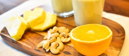 FATBURNER SMOOTHIE – WINTER-INSPIRED, FRUITY, NUTTY AND CREAMY